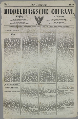 Middelburgsche Courant 1879-01-03