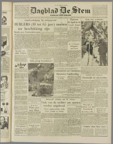 de Stem 1955-04-15