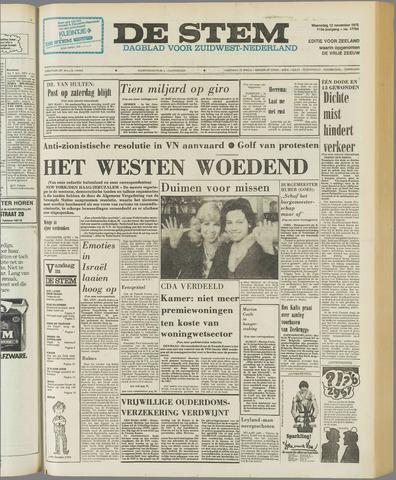 de Stem 1975-11-12