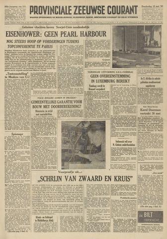 Provinciale Zeeuwse Courant 1960-05-12