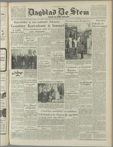 de Stem 1952-09-19