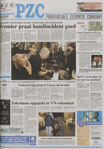 Provinciale Zeeuwse Courant 2005-04-15