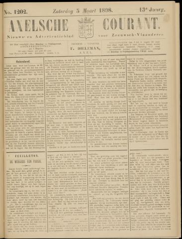 Axelsche Courant 1898-03-05