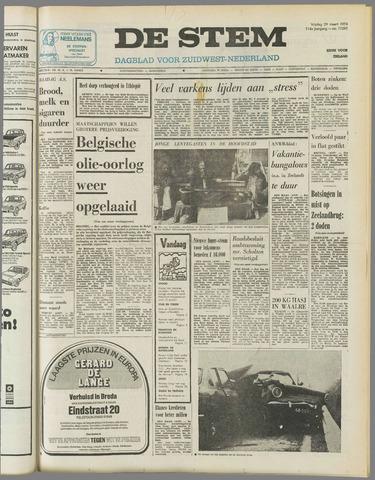de Stem 1974-03-29