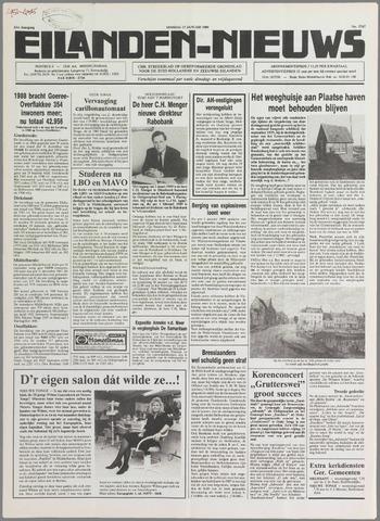 Eilanden-nieuws. Christelijk streekblad op gereformeerde grondslag 1989-01-17