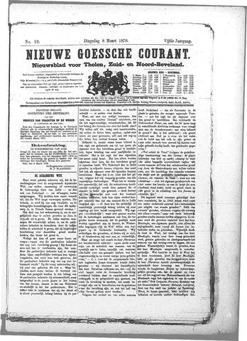 Nieuwe Goessche Courant 1870-03-08