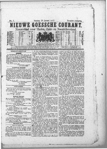 Nieuwe Goessche Courant 1877-01-23