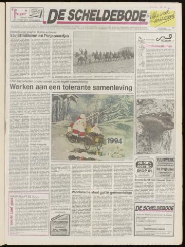 Scheldebode 1993-12-29