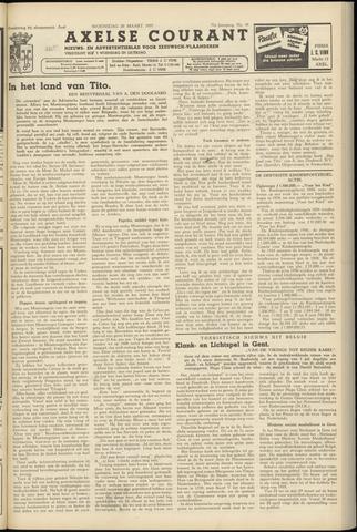 Axelsche Courant 1957-03-20