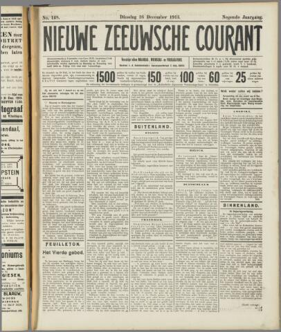 Nieuwe Zeeuwsche Courant 1913-12-16
