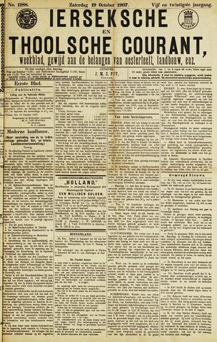 Ierseksche en Thoolsche Courant 1907-10-19