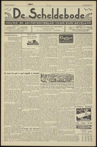 Scheldebode 1964-08-07