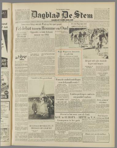 de Stem 1954-07-16