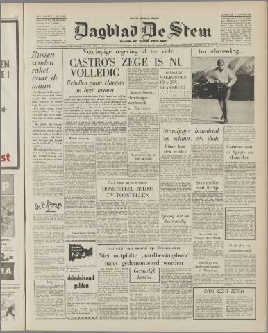 de Stem 1959-01-03