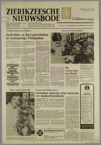 Zierikzeesche Nieuwsbode 1976-11-12