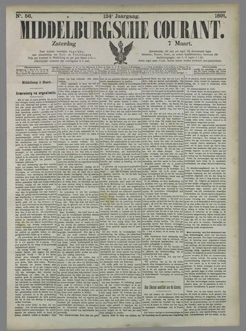 Middelburgsche Courant 1891-03-07