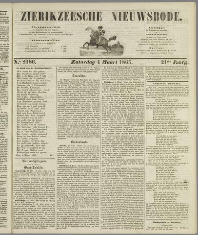 Zierikzeesche Nieuwsbode 1865-03-04