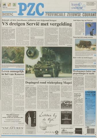 Provinciale Zeeuwse Courant 1999-04-02