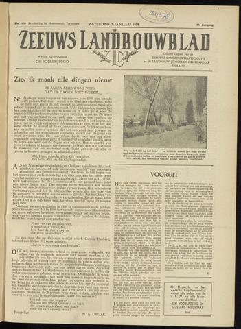 Zeeuwsch landbouwblad ... ZLM land- en tuinbouwblad 1959