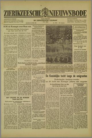 Zierikzeesche Nieuwsbode 1952-04-28