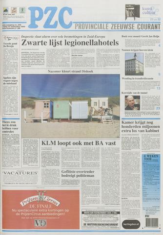 Provinciale Zeeuwse Courant 2000-09-22
