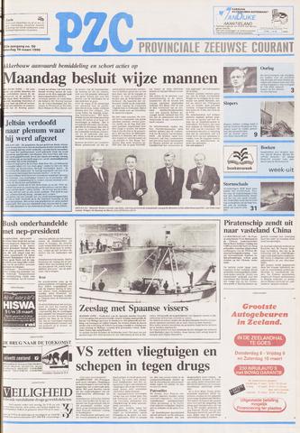 Provinciale Zeeuwse Courant 1990-03-10