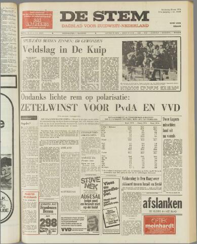de Stem 1974-05-30