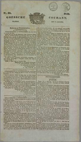 Goessche Courant 1839-08-26