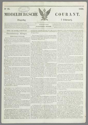 Middelburgsche Courant 1860-02-07