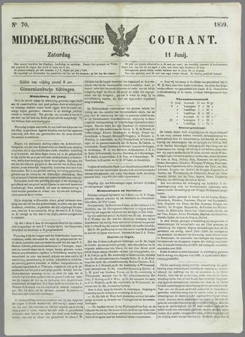 Middelburgsche Courant 1859-06-11