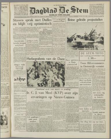 de Stem 1957-09-03