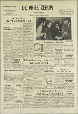 de Vrije Zeeuw 1965-03-13