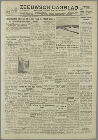 Zeeuwsch Dagblad 1949-03-14
