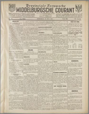 Middelburgsche Courant 1932-07-28
