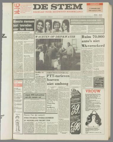 de Stem 1978-01-03