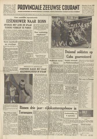 Provinciale Zeeuwse Courant 1959-08-10