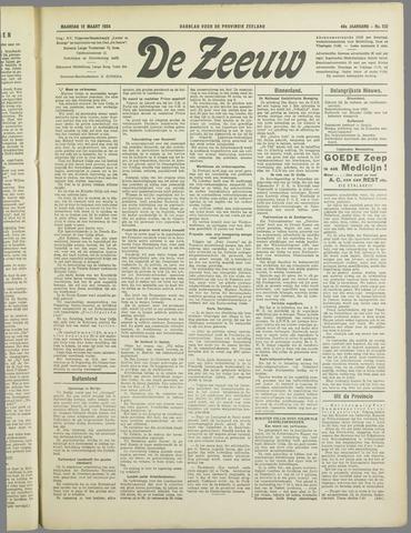 De Zeeuw. Christelijk-historisch nieuwsblad voor Zeeland 1934-03-12