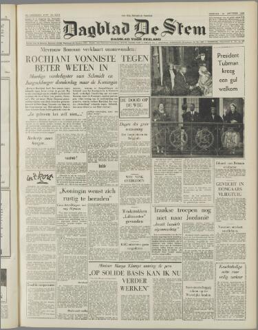 de Stem 1956-10-16