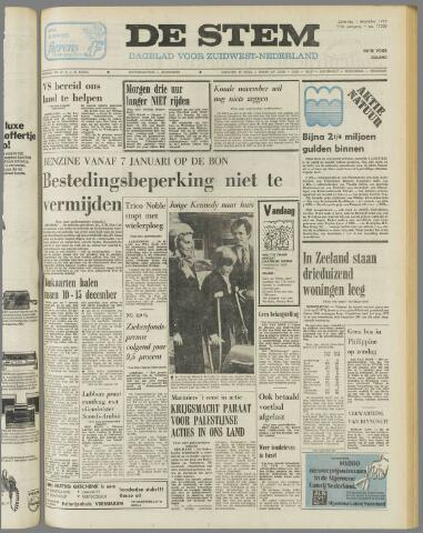 de Stem 1973-12-01