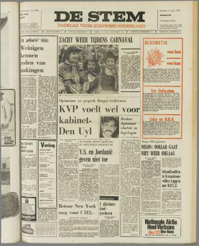 de Stem 1973-03-03