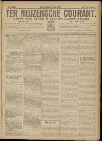 Ter Neuzensche Courant. Algemeen Nieuws- en Advertentieblad voor Zeeuwsch-Vlaanderen / Neuzensche Courant ... (idem) / (Algemeen) nieuws en advertentieblad voor Zeeuwsch-Vlaanderen 1916-07-06