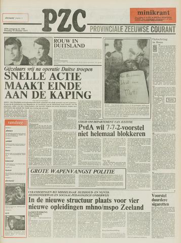Provinciale Zeeuwse Courant 1977-10-18