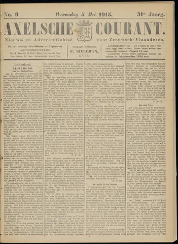 Axelsche Courant 1915-05-05