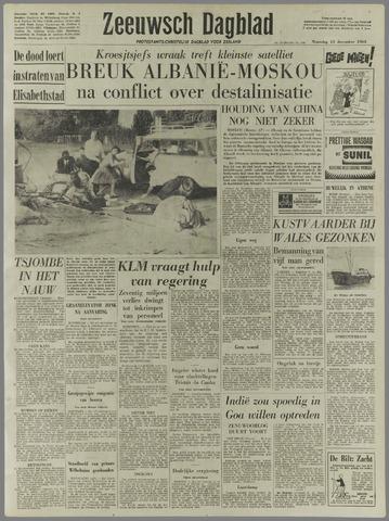 Zeeuwsch Dagblad 1961-12-11