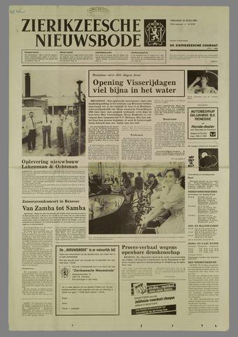 Zierikzeesche Nieuwsbode 1985-07-19
