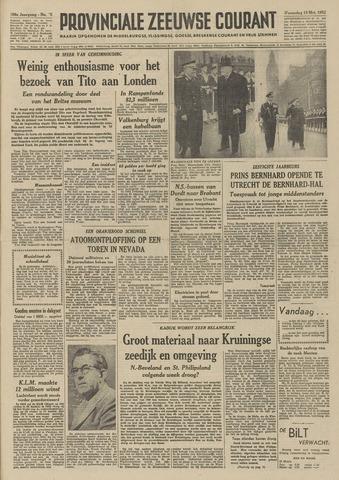 Provinciale Zeeuwse Courant 1953-03-18