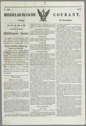 Middelburgsche Courant 1871-12-29