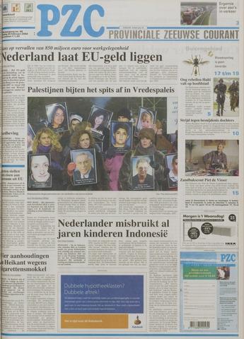 Provinciale Zeeuwse Courant 2004-02-24