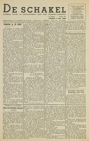 De Schakel 1949-01-07