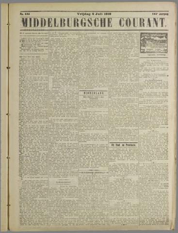 Middelburgsche Courant 1919-07-04